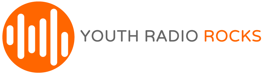 Youth Radio Rocks Logo