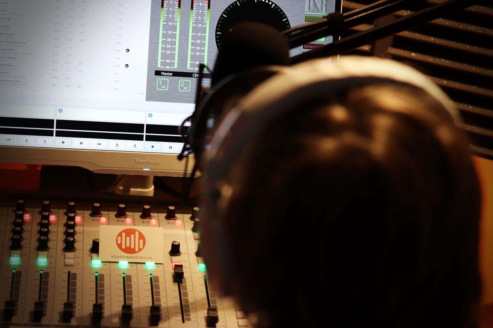 Youth Radio Rocks - Radio Experiences on the Isle of Wight