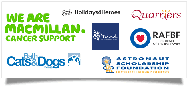National Brands that Ian Dore has worked with