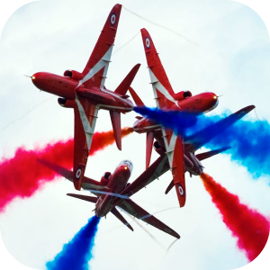 Listen to the Red Arrows on Youth Radio Rocks