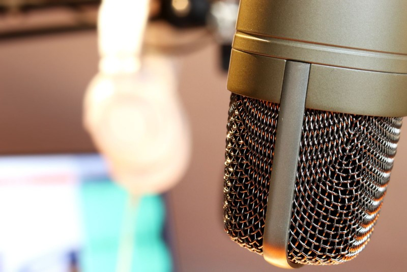 Get behind the Mic at Youth Radio Rocks