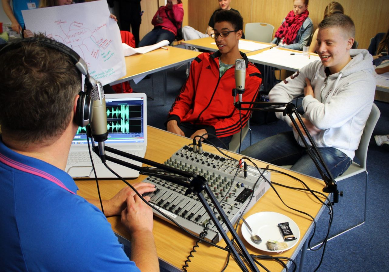 Youth Radio Rocks - Talking about Basketball