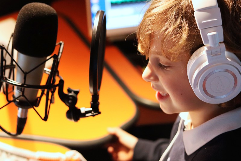 Youth Radio Rocks - VIP Radio Experience