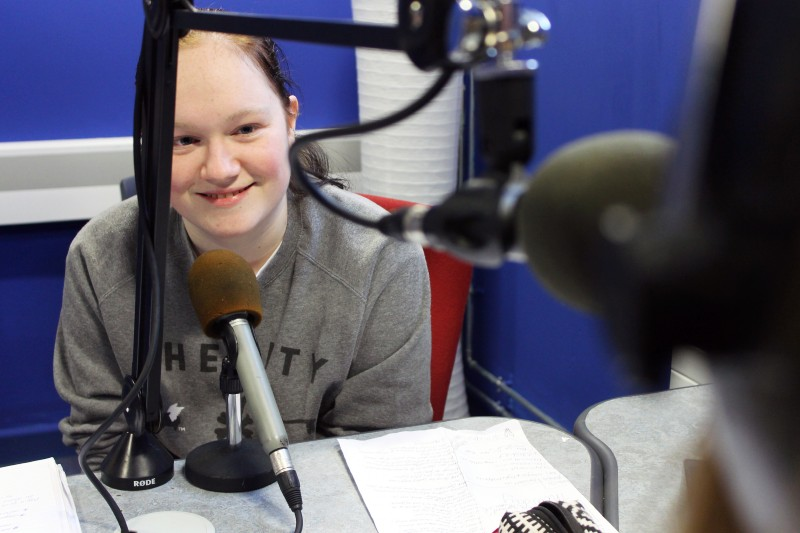 Youth Radio Rocks - Radio Experiences on the Isle of Wight