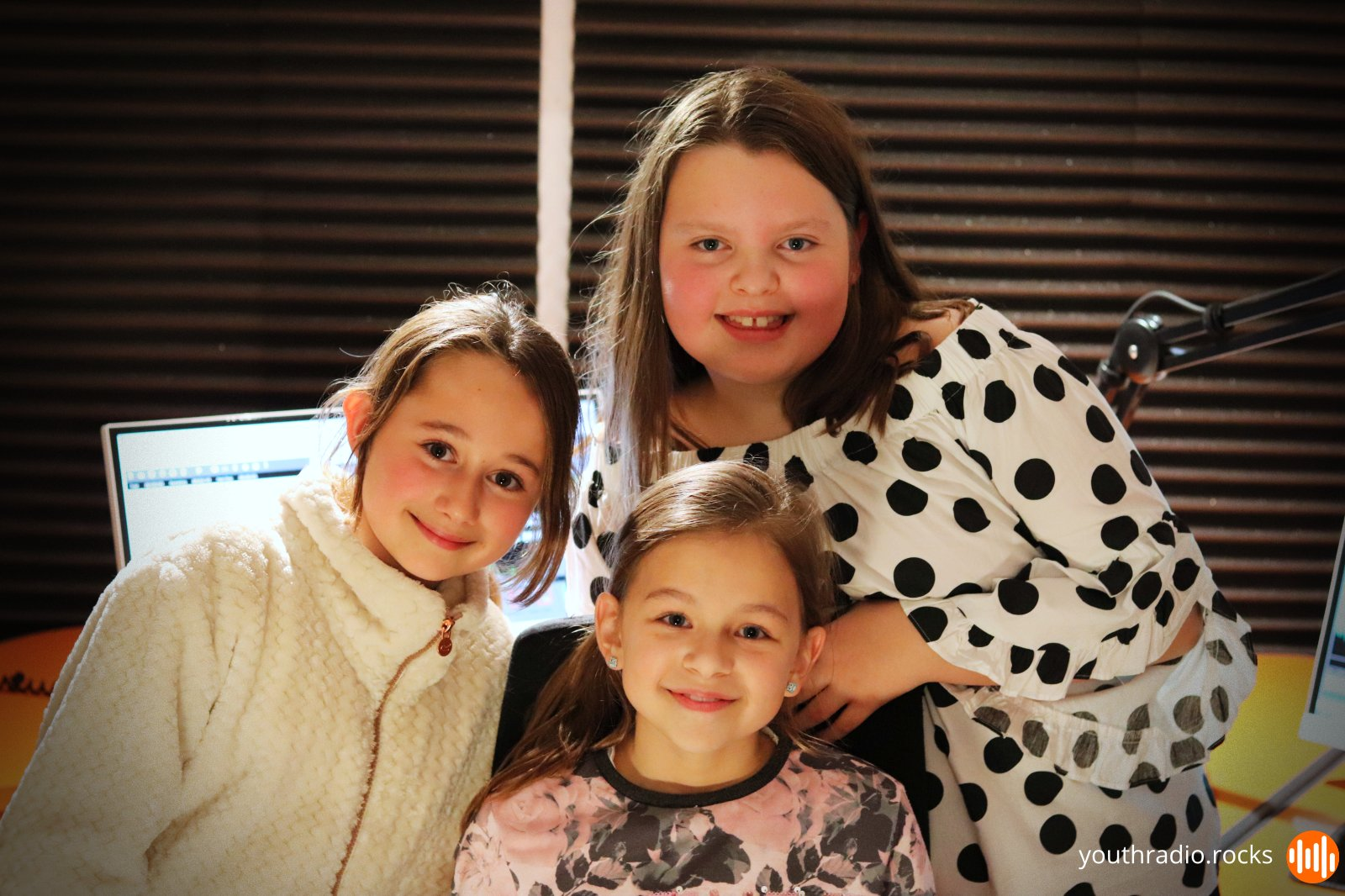 Youth Radio Rocks - Lola and Friends Radio Experience